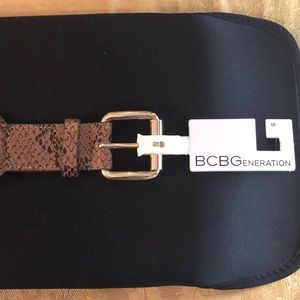 BCBGenerations women's belt